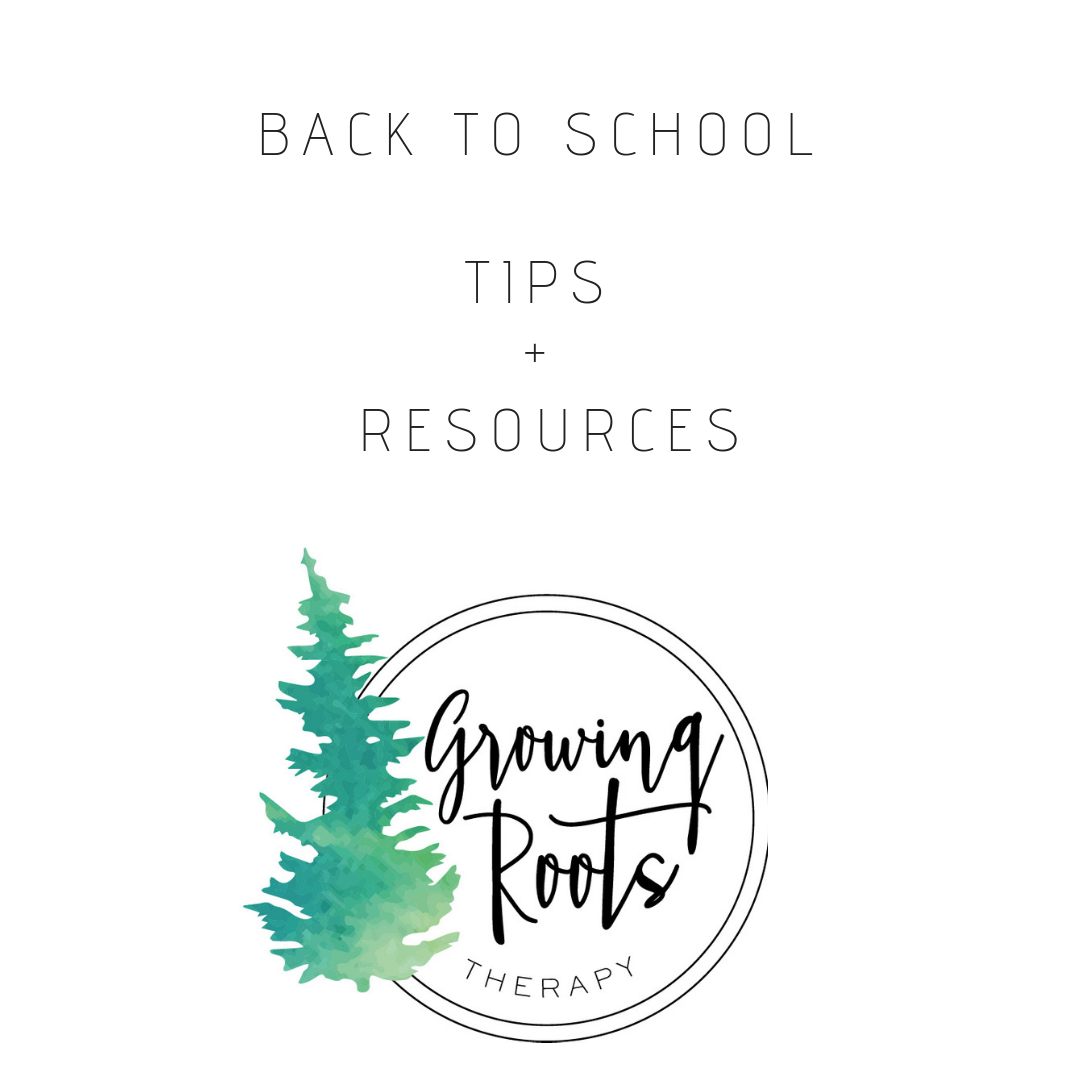Back To School- Tips + Tricks